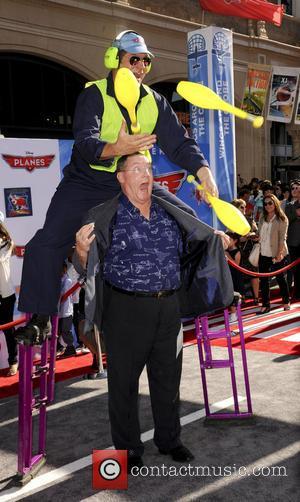 John Lasseter - Los Angeles premiere of Disney's 'Planes' held at the El Capitan Theatre - Los Angeles, CA, United...