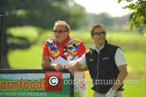 Ian Halliwell - Celebrities and Stars attending the British Par 3 Pro Am Celebrity Golf - Solihull, United Kingdom -...