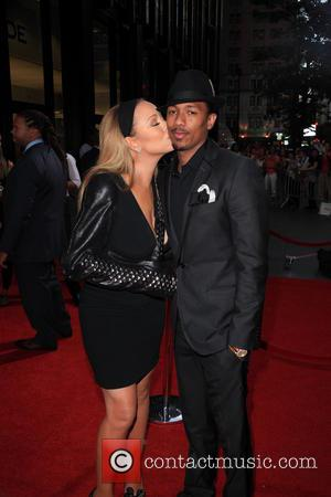 Mariah Carey and Nick Cannon - New York Premiere of Lee Daniels' The Butler - Red carpet arrivals - New...