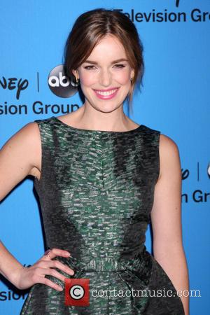 Elizabeth Henstridge - ABC TCA Summer 2013 Party - Beverly Hills, CA, United States - Monday 5th August 2013