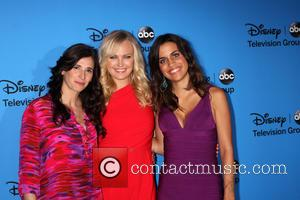 Michaela Watkins, Malin Akerman and Natalie Morales