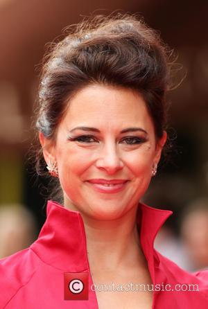 Belinda Stewart-Wilson - 'The Inbetweeners 2' world premiere held at the Vue Cinema - Arrivals - London, United Kingdom -...