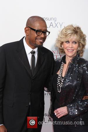 Jane Fonda and Forest Whitaker