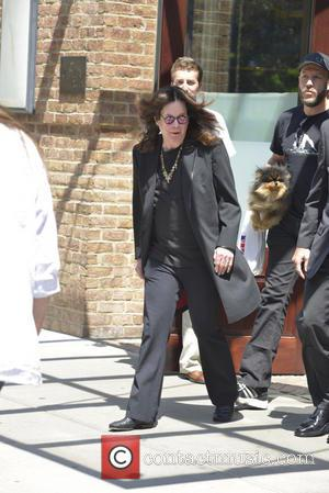 Ozzy Osbourne - Ozzy Osbourne leaving his hotel - New York, NY, United States - Tuesday 6th August 2013