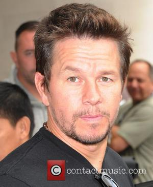 Mark Wahlberg - Celebrities outside the BBC Radio 1 studios