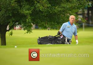Len Goodman - Celebrities participate in the Farmfoods British Par 3 Championship: Celeb AM at Nailcote Hall Cromwell Course -...