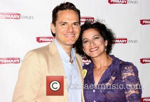 Paul Anthony Stewart and Saundra Santiago