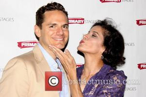 Paul Anthony Stewart and Saundra Santiago - 'Harbor' opening night after party at the Park Avenue Armory - Arrivals -...