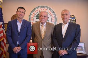 Valencia, Amadeo Salvo Lillo, Tomas Regalado and Salvador Belda