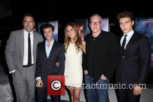 Amanda Brooks, James Deen, Braxton Pope, Bret Easton Ellis and Nolan Gerard Funk