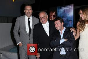 Braxton Pope, Paul Schrader, James Deen and Amanda Brooks