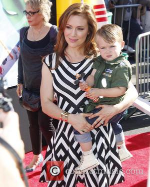 Alyssa Milano - Planes Premiere - Hollywood, CA, United States - Tuesday 6th August 2013