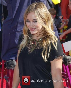 Hilary Duff Focusing On New Album Project