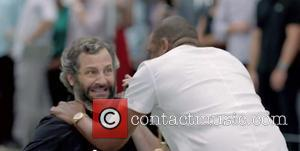 Jay-Z, Shawn Carter and Judd Apatow