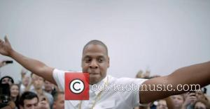 Jay-Z and Shawn Carter - Rapper Jay-Z recently performed his track 'Picasso Baby' from his new album 'Magna Carta... Holy...