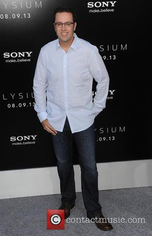 Jared Fogle - Premiere of TriStar Pictures' 'Elysium' at Regency Village Theatre in Westwood - Los Angeles, CA, United States...