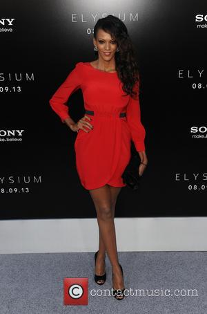 Judi Shekoni - Premiere of TriStar Pictures' 'Elysium' at Regency Village Theatre in Westwood - Los Angeles, CA, United States...