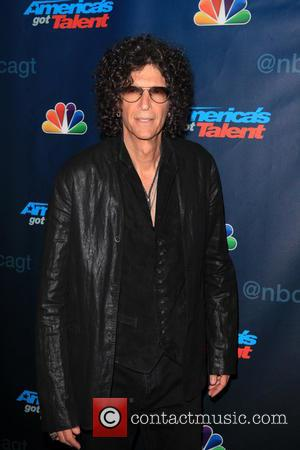 Howard Stern - America's Got Talent at Radio City Music Hall  - Week 3 - New York City, NY,...
