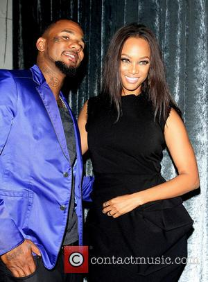 The Game and Tyra Banks