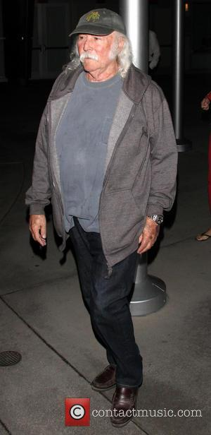 David Crosby - David Crosby leaves the ArcLight Theatre in Hollywood - Los Angeles, California, United States - Wednesday 7th...