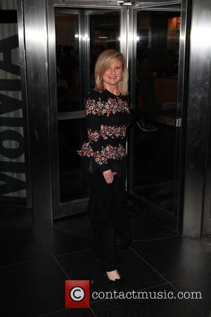 Arianna Huffington - New York Premiere of  'Jobs' at the Museum of Modern Art - New York City, NY,...