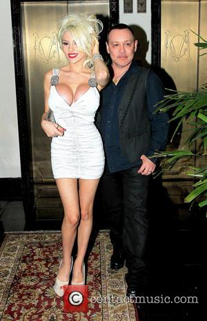 Courtney Stodden and Doug Hutchison - Courtney Stodden and Doug Hutchison at Chateau Marmont - Los Angeles, CA, United States...
