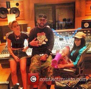 Miley Cyrus, Nicki Minaj and Mike Will Made-it