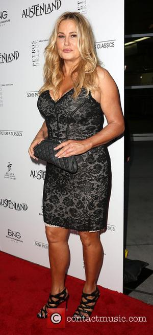 Jennifer Coolidge - Los Angeles Premiere of 'Austenland' at ArcLight Hollywood - Red Carpet Arrivals - Los Angeles, CA, United...