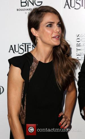 Keri Russell - Los Angeles Premiere of 'Austenland' at ArcLight Hollywood - Red Carpet Arrivals - Los Angeles, CA, United...