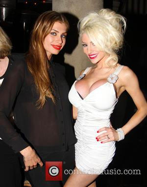 Doug Hutchison, Judy Ironbow and Courtney Stodden
