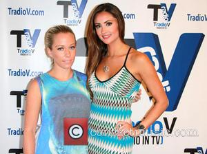 Katie Cleary and Kendra Wilkinson