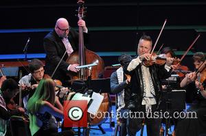 Nigel Kennedy, The Palestine Strings and Orchestra Of Life