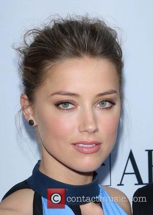Amber Heard Refuses To Discuss Johnny Depp Relationship