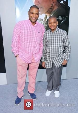 Anthony Anderson and Nathan Anderson