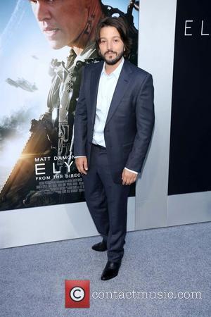 Diego Luna - Aug 08 2013 - Regency Village Theatre - Westwood - Hollywood, California, United States - Thursday 8th...