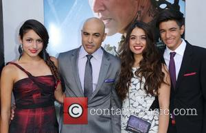 Faran Tahir and Guests - Aug 08 2013 - Regency Village Theatre - Westwood - Hollywood, California, United States -...