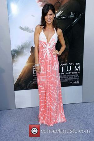 Perrey Reeves - Aug 08 2013 - Regency Village Theatre - Westwood - Hollywood, California, United States - Thursday 8th...