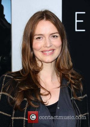 Saffron Burrows - Aug 08 2013 - Regency Village Theatre - Westwood - Hollywood, California, United States - Thursday 8th...