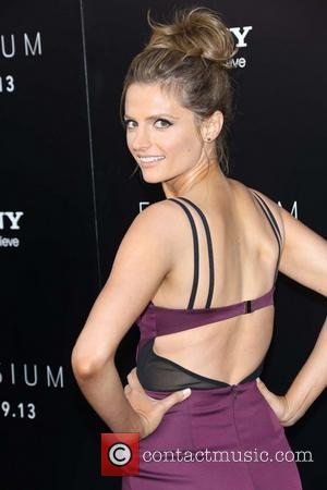 Stana Katic - Aug 08 2013 - Regency Village Theatre - Westwood - Hollywood, California, United States - Thursday 8th...