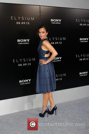 Alice Braga - Elysium World Premiere - Westwood, CA, United States - Thursday 8th August 2013