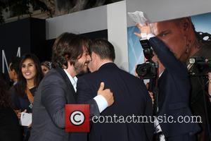 Diego Luna and Matt Damon