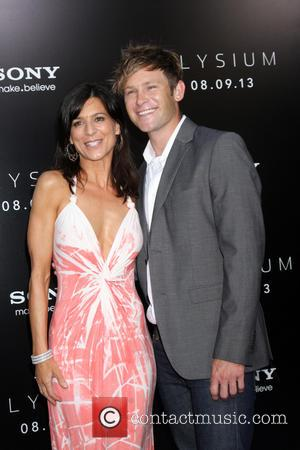 Perrey Reeves - Elysium World Premiere - Westwood, CA, United States - Thursday 8th August 2013