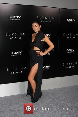 Serinda Swan - Elysium World Premiere - Westwood, CA, United States - Thursday 8th August 2013