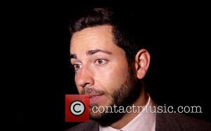 Zachary Levi - Broadway opening night after party for First Date held at Gotham Hall. - New York, NY, United...
