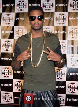 Fabolous - G-Shock - Shock The World 2013 - New York, NY, United States - Thursday 8th August 2013