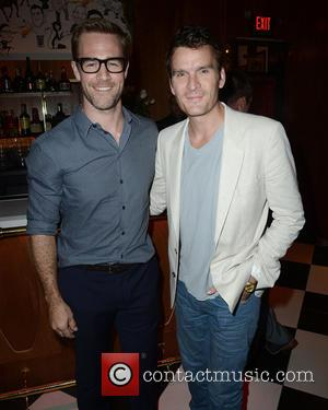 Balthazar Getty, James Van Der Beek
