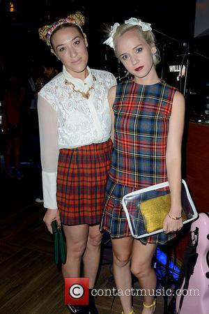 Mia Moretti and Margot