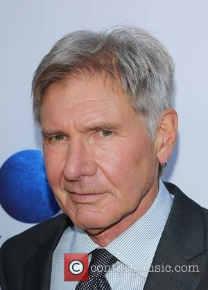 Harrison Ford - RELATIVITY MEDIA Presents the US Premiere of PARANOIA, At The DGA Theatre - Hollywood, California, United States...