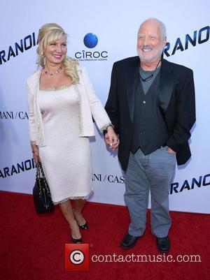 Richard Dreyfuss and Svetlana Erokhin - RELATIVITY MEDIA Presents the US Premiere of PARANOIA, At The DGA Theatre - Hollywood,...