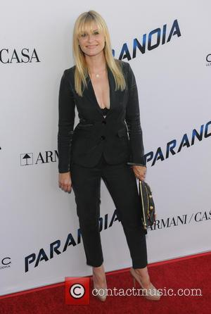 Bonnie Somerville - Red Carpet Arrivals for the US premiere of PARANOIA - LA, CA, United States - Thursday 8th...